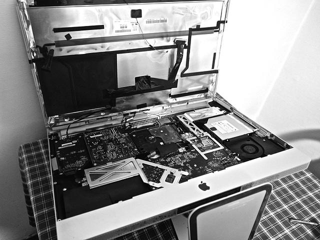 Crippled iMac