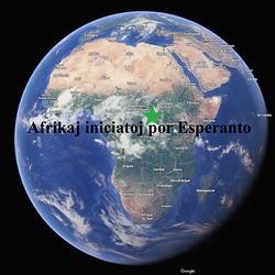 Afriko-mapo-iniciatoj