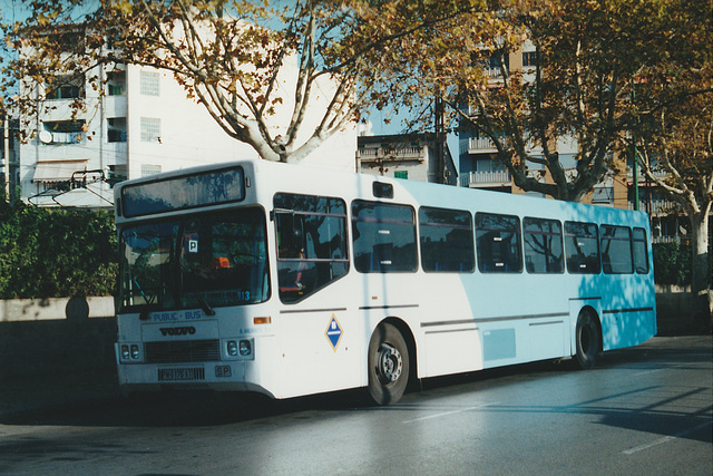 Autocares Andraitx 113 (PM 6176 AT) - 28 Oct 2000