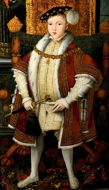 London 2018 – National Portrait Gallery – King Edward VI