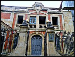 Salamanca: museo art nouveau y art deco