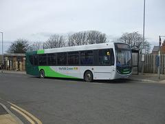 DSCF8836 Stagecoach East (Norfolk Green) GX10 HCC