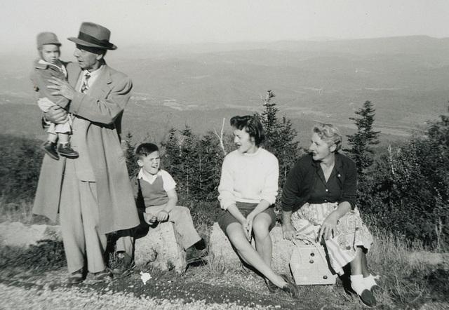 Mountain Top Group, 1955