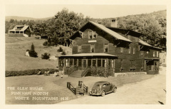 The Glen House, Pinkham Notch, White Mountains, New Hampshire