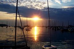 SI - Izola - Sunset
