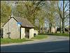 Bletchingdon bus shelter