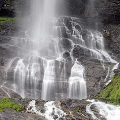 Fallbach waterfall