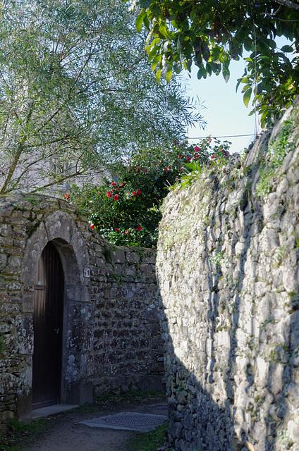 Ruelle datant du moyen-âge