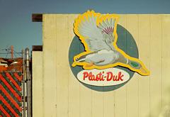 Plasti-Duk decoy factory