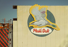 Plasti-Duk decoy factory