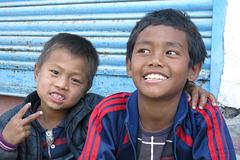 Du côté de Bodnath (Kathmandu, Népal)