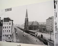 Berlin Wall Memorial 1966 (#2508)