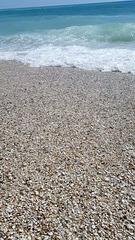 Meer - Wellen - Steine