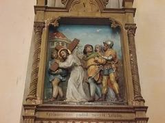 6. Cyriniauszas paded neszti kriżių.
