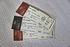 Still Life with Opera Tickets – New York, New York