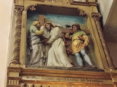 7. Wejdas Jezaus apszlůstitas nů Veronikos.