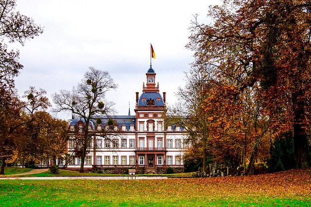 Hanau - Schloß Phillipsruhe