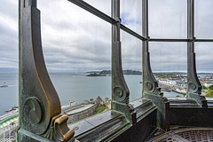 Smeaton's Tower - lantern view