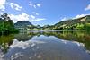 Le lac noir (Suisse)