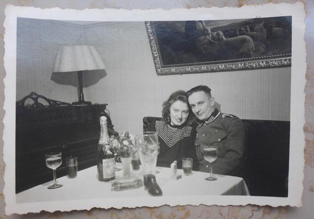 - Heimaturlaub Sommer 1944 - Abschied ohne Wiederkehr