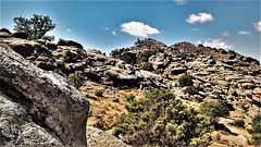More splendid granite walking country.