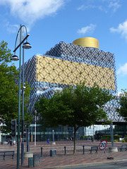 The Library of Birmingham (2) - 8 September 2016