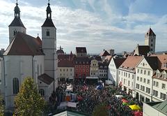Regensburg Anti-Racism Rally