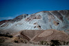 Peru, The White Sand on the Ancient Moraine Deposits