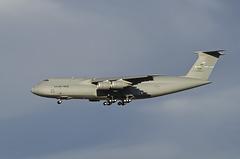 Lockheed C-5M Super Galaxy 87-0036