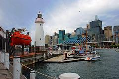 Leuchtturm Sydney