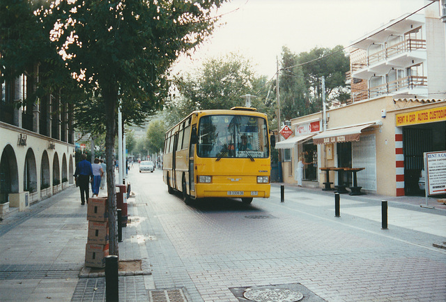 Autocares Andraitx 112 (PM 3300 DB) - 25 Oct 2000