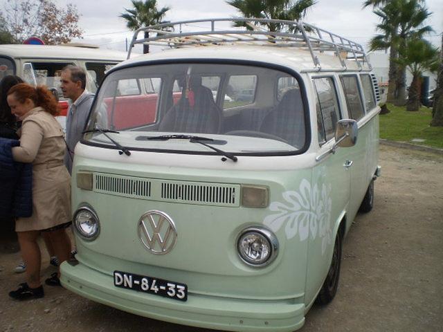 Volkswagen Transporter (1973).