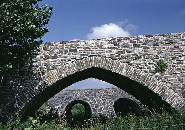 Pont Spwdwr, near Kidwelly, Carmarthenshire