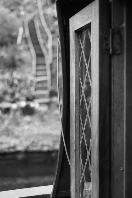 Through the door of the narrow boat 4