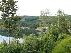Les splendeurs du Lac-Baker