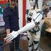 Gael Langevin & his InMoov robots