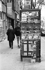 Cabine téléphonique / Phone booth