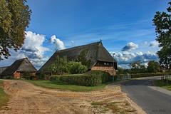 Bantin, Bauernhof