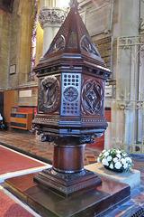 st mary's church, acton, london