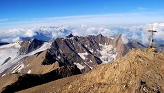 Dalla cima del Blinnehorn
