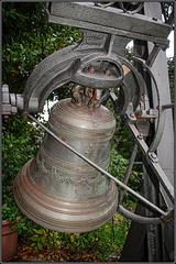 Der stehengebliebene Glockenschlag
