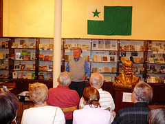 ĈEA-eksprezidanto Vlastimil Kočvara partumas siajn rememorojn pri Esperanto en la 1950aj jaroj