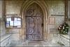 abbey porch