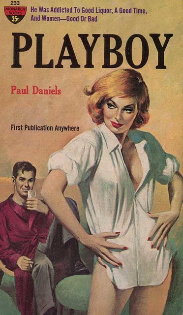 Paul Daniels - Playboy
