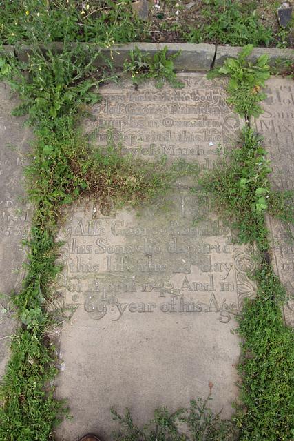 Ramsden Memorial, Illingworth Churchyard, West Yorkshire