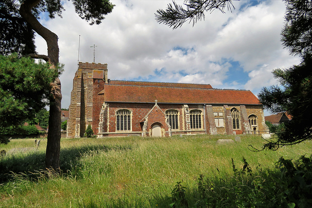 st osyth church, essex