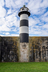 Southsea Castle - Lighthouse