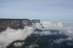 Venezuela, Eastern Slopes and Cliffs of Kukenan