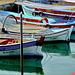 Alanya : le barche da pesca turche in ricordo del bel viaggio