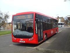 DSCF8842 Lynx (Coastal Red Limited) 4 (YJ55 BKK) in Hunstanton - 12 Apr 2015